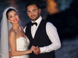 Le nozze di Miriana e Matteo