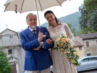 Le nozze di Glenda e Mario 1