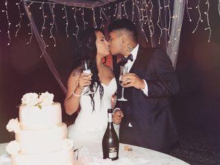 Le nozze di Sthefanie Garcia e Joel Bailon 1