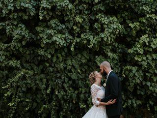 Le nozze di Mikel e Chiara