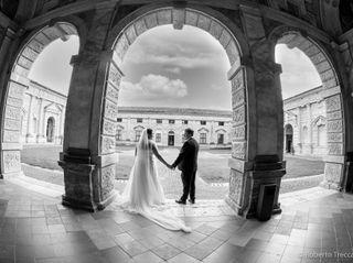 Le nozze di Riccardo e Elena