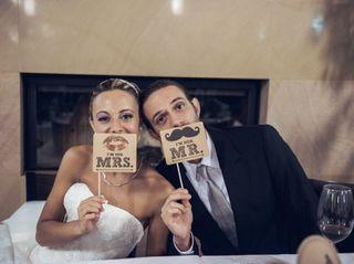 Le nozze di Jasmine e Gianluca
