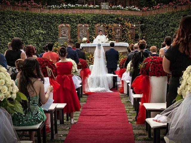Il matrimonio di Matteo e Miriana a Catania, Catania 15