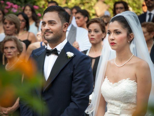 Il matrimonio di Matteo e Miriana a Catania, Catania 16