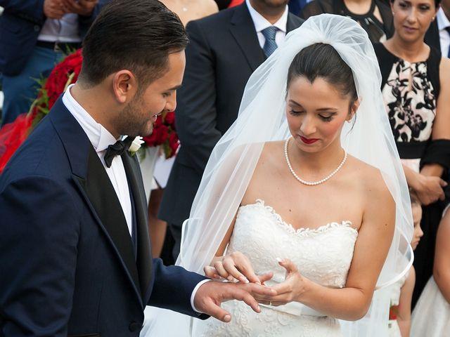 Il matrimonio di Matteo e Miriana a Catania, Catania 18