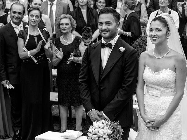 Il matrimonio di Matteo e Miriana a Catania, Catania 20