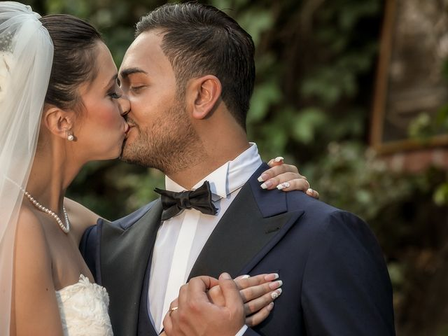 Il matrimonio di Matteo e Miriana a Catania, Catania 24