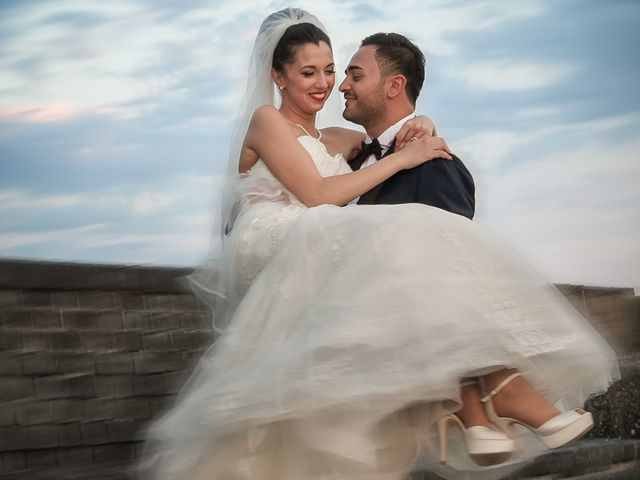Il matrimonio di Matteo e Miriana a Catania, Catania 27
