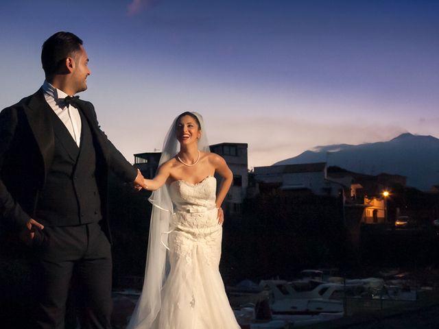 Il matrimonio di Matteo e Miriana a Catania, Catania 31