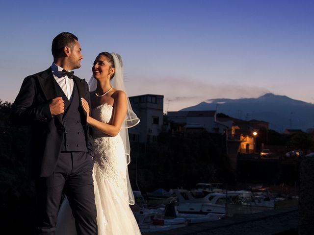 Il matrimonio di Matteo e Miriana a Catania, Catania 32