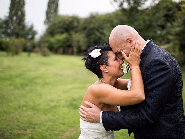 Il matrimonio di Massimo e Elena a Campiglione Fenile, Torino 3