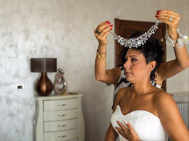 Il matrimonio di Massimo e Elena a Campiglione Fenile, Torino 17