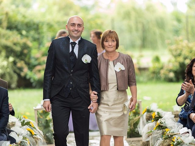 Il matrimonio di Massimo e Elena a Campiglione Fenile, Torino 21
