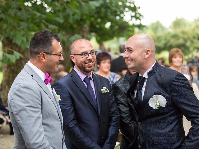 Il matrimonio di Massimo e Elena a Campiglione Fenile, Torino 22