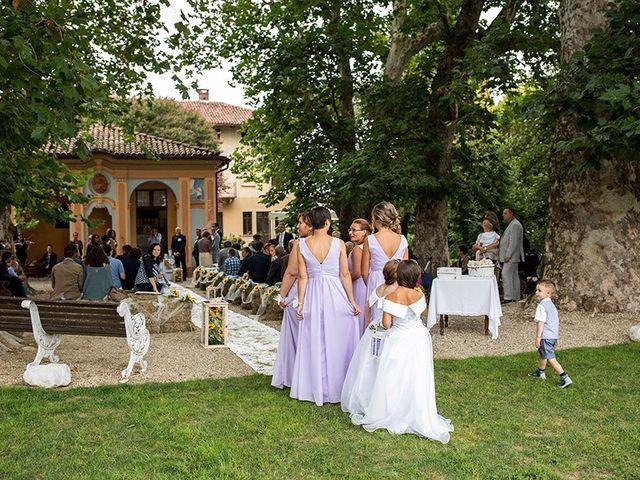 Il matrimonio di Massimo e Elena a Campiglione Fenile, Torino 23