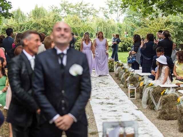 Il matrimonio di Massimo e Elena a Campiglione Fenile, Torino 24
