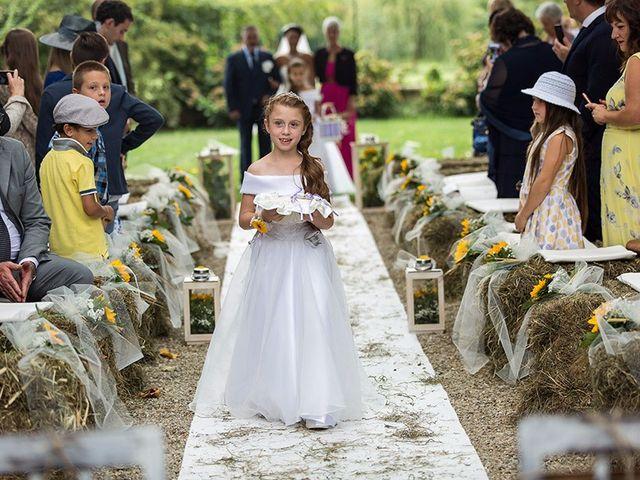 Il matrimonio di Massimo e Elena a Campiglione Fenile, Torino 25
