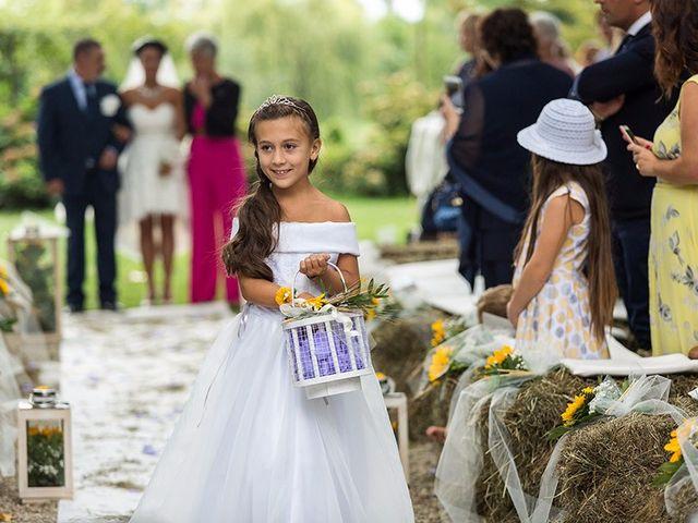 Il matrimonio di Massimo e Elena a Campiglione Fenile, Torino 26