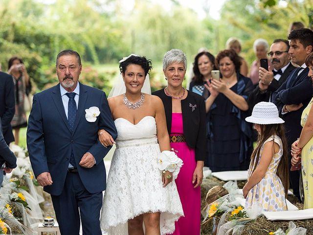 Il matrimonio di Massimo e Elena a Campiglione Fenile, Torino 27