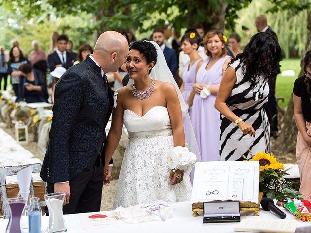 Il matrimonio di Massimo e Elena a Campiglione Fenile, Torino 28