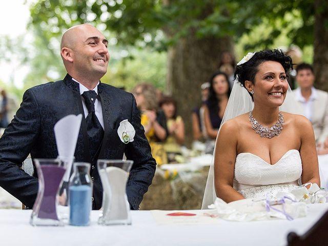 Il matrimonio di Massimo e Elena a Campiglione Fenile, Torino 29