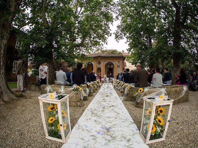 Il matrimonio di Massimo e Elena a Campiglione Fenile, Torino 30