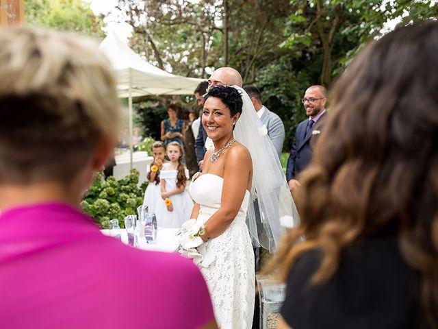 Il matrimonio di Massimo e Elena a Campiglione Fenile, Torino 34