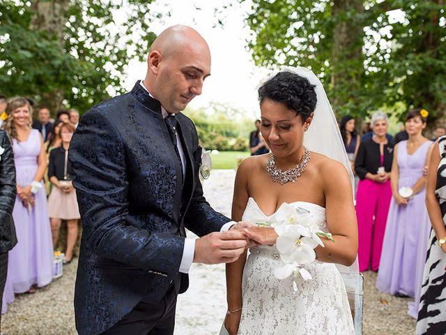 Il matrimonio di Massimo e Elena a Campiglione Fenile, Torino 35
