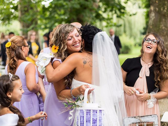 Il matrimonio di Massimo e Elena a Campiglione Fenile, Torino 36