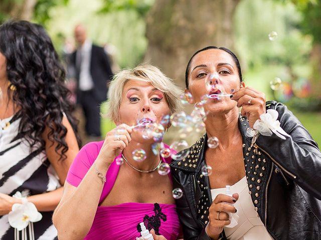 Il matrimonio di Massimo e Elena a Campiglione Fenile, Torino 37