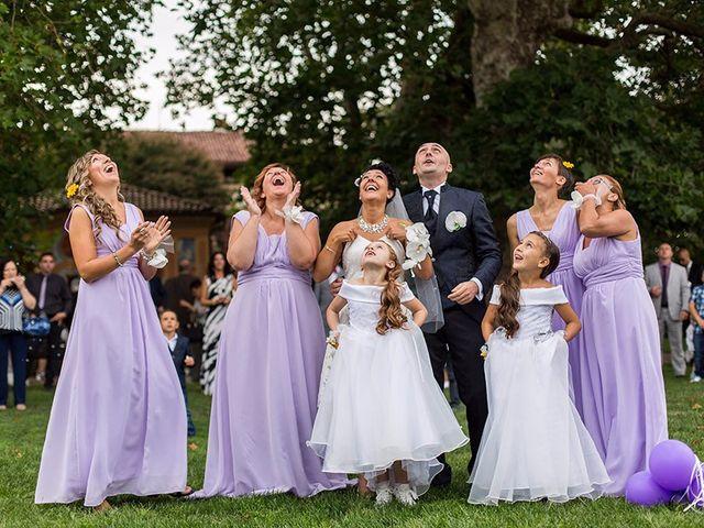 Il matrimonio di Massimo e Elena a Campiglione Fenile, Torino 38