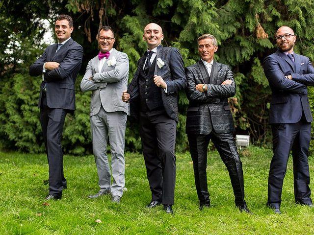 Il matrimonio di Massimo e Elena a Campiglione Fenile, Torino 43