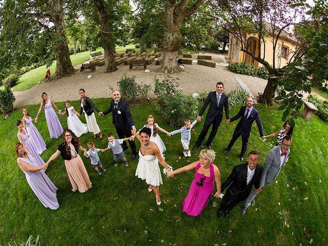 Il matrimonio di Massimo e Elena a Campiglione Fenile, Torino 44