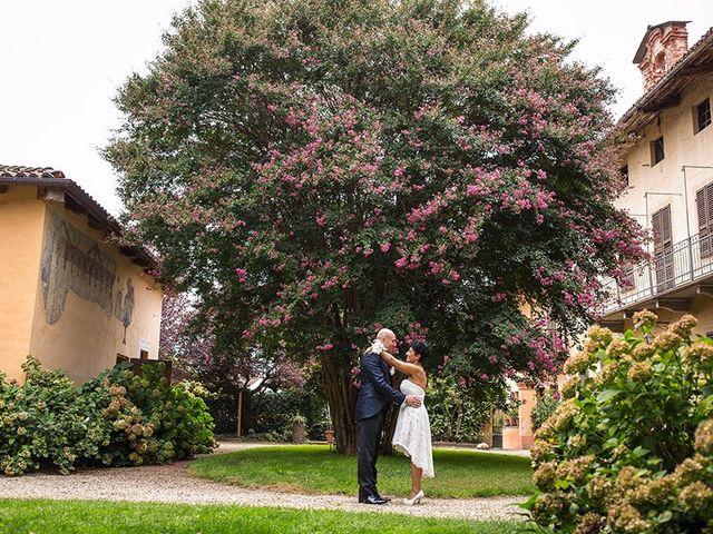 Il matrimonio di Massimo e Elena a Campiglione Fenile, Torino 49
