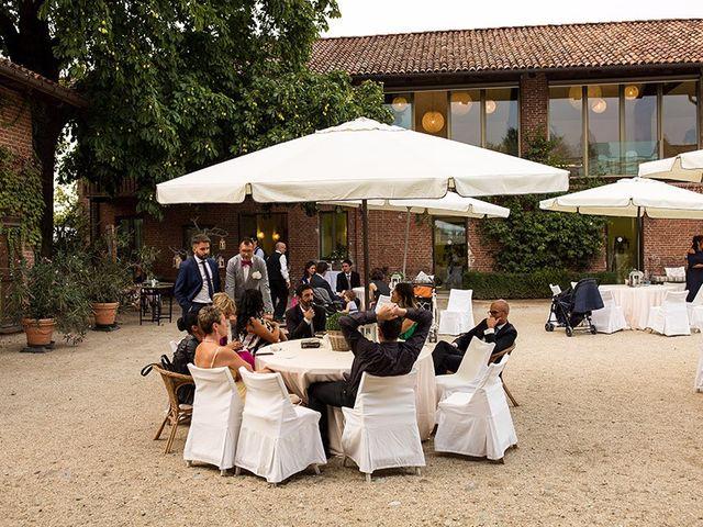 Il matrimonio di Massimo e Elena a Campiglione Fenile, Torino 54