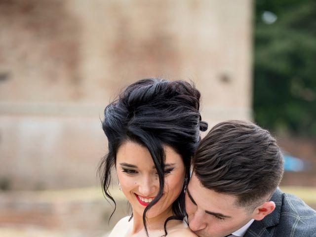 Il matrimonio di Isaac e Gaya a Ravenna, Ravenna 14