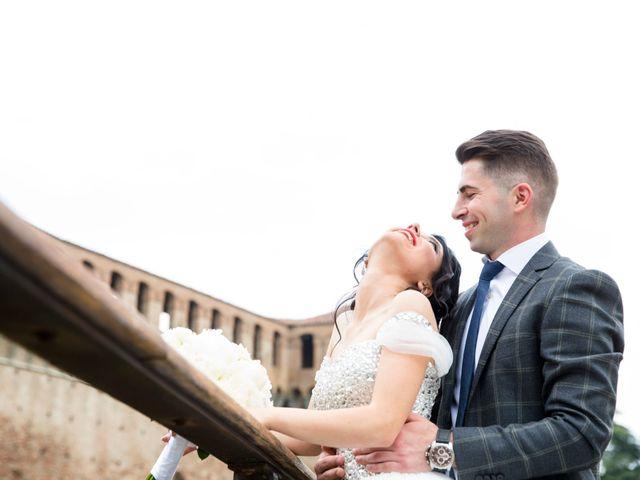Il matrimonio di Isaac e Gaya a Ravenna, Ravenna 15