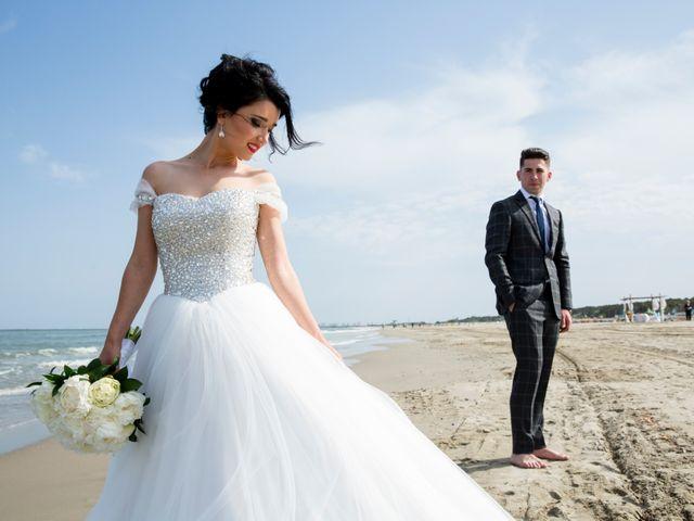le nozze di Gaya e Isaac