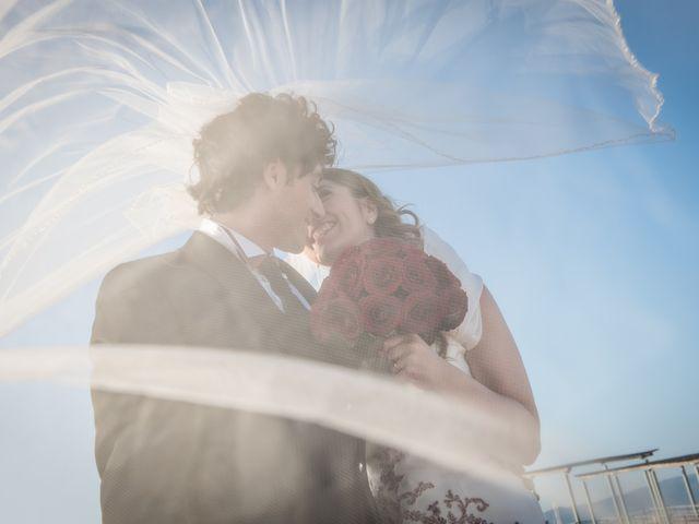 Le nozze di Nicole e Gianfranco