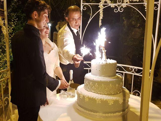 Il matrimonio di Angelo e Chiara a Pergusa, Enna 1