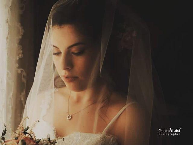Il matrimonio di Angelo e Chiara a Pergusa, Enna 2