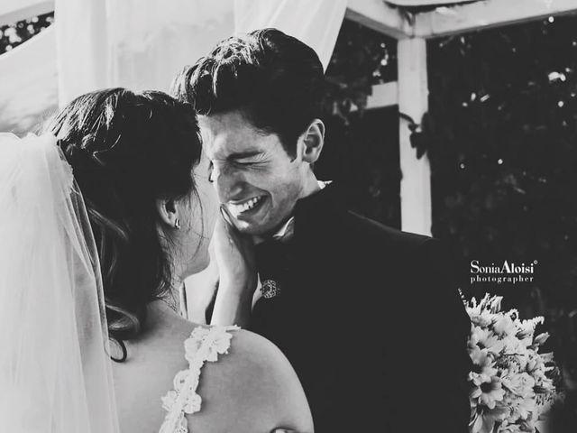 Il matrimonio di Angelo e Chiara a Pergusa, Enna 4
