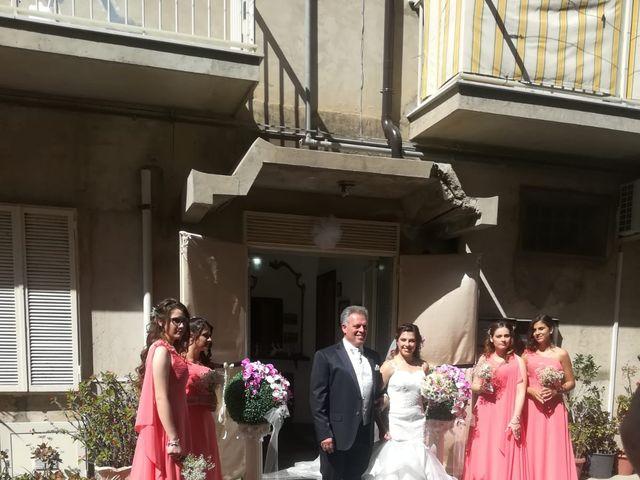 Il matrimonio di Angelo e Chiara a Pergusa, Enna 10