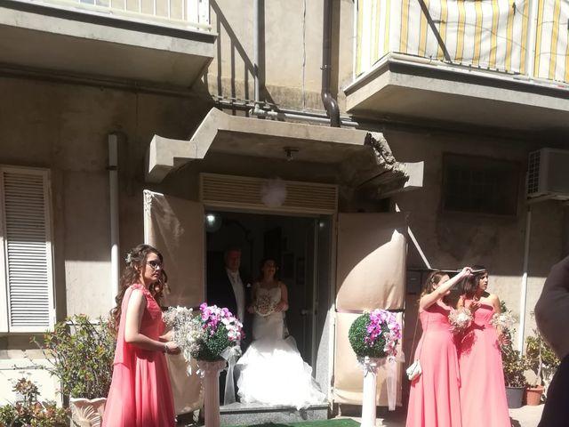 Il matrimonio di Angelo e Chiara a Pergusa, Enna 11