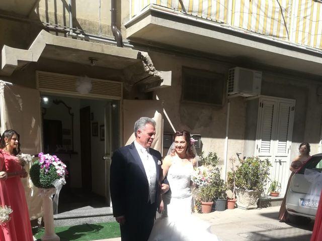 Il matrimonio di Angelo e Chiara a Pergusa, Enna 14