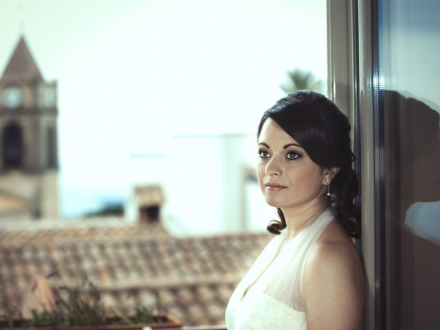 Il matrimonio di Fabio e Laura a Aci Castello, Catania 14