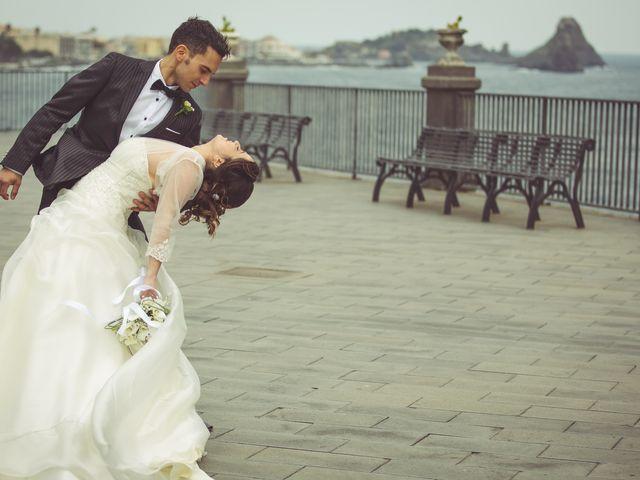 Il matrimonio di Fabio e Laura a Aci Castello, Catania 28