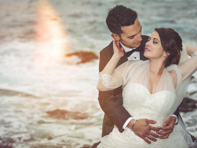 Il matrimonio di Fabio e Laura a Aci Castello, Catania 29