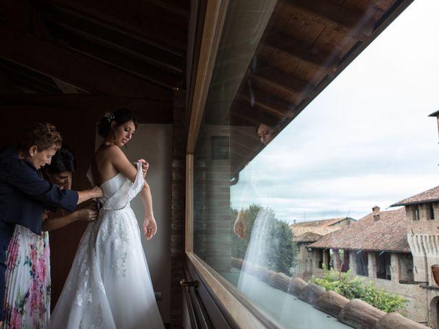 Il matrimonio di Elisa e Daniel a Pagazzano, Bergamo 3