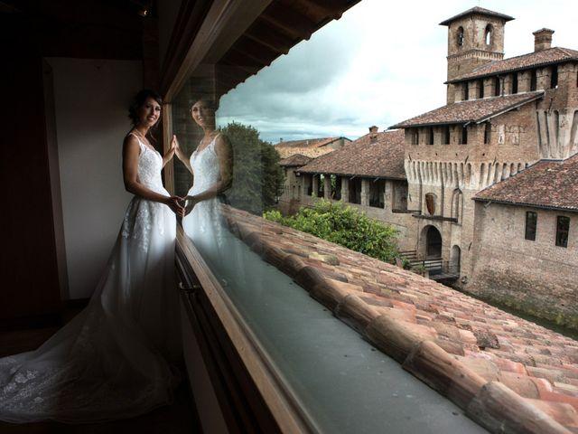 Il matrimonio di Elisa e Daniel a Pagazzano, Bergamo 5